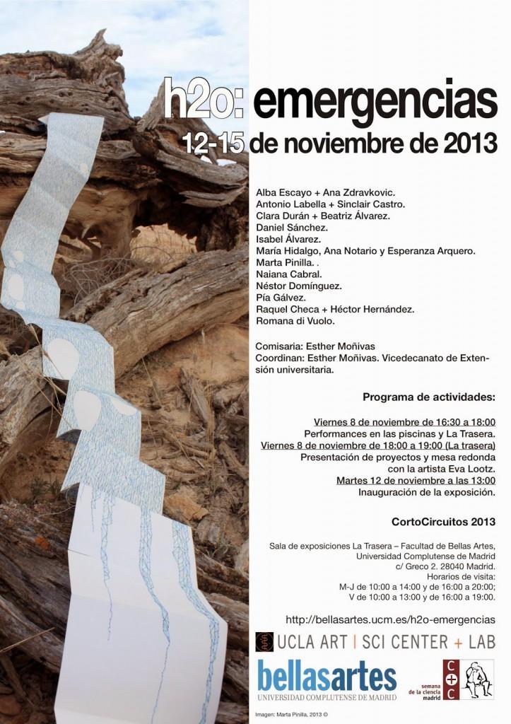 h2o emergencias exhibition