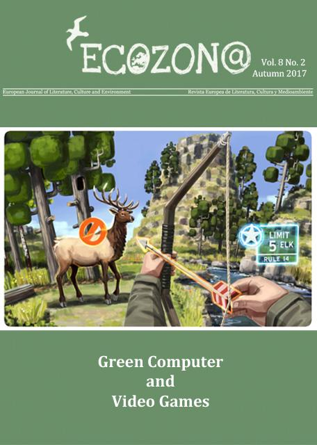 green computer and video games ecocriticism ecozona