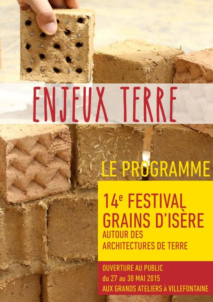 Festival Grains d'Isère 2015